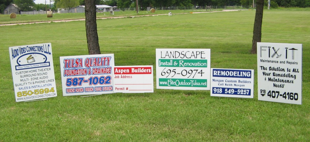 Yard Signs Real Estate Published 12 Sign Solutions
